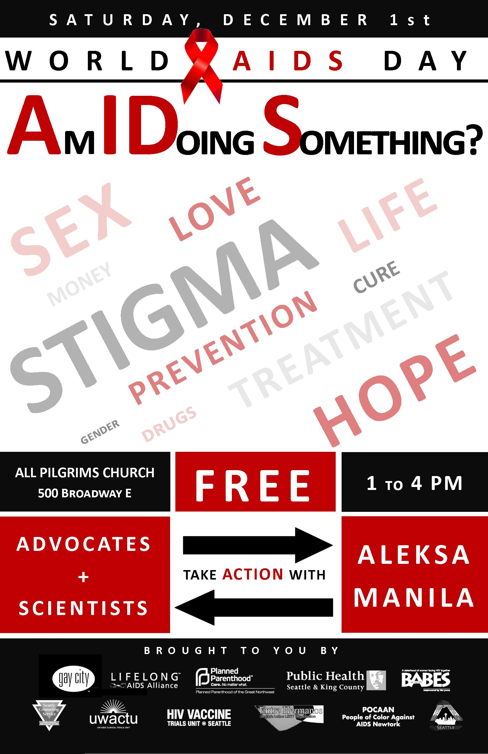 Pics For > Hiv Aids Posters And Pamphlets